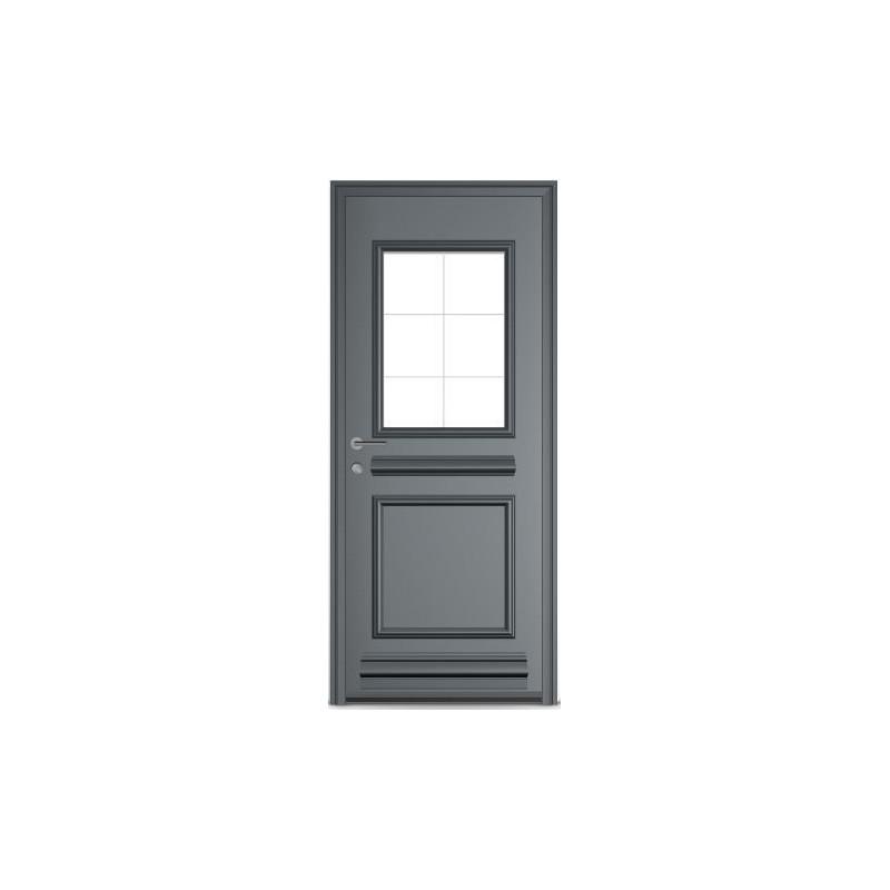 Porte aluminium monobloc vitr e destra - Porte en aluminium vitree ...