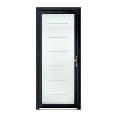Porte vitrée Stellium